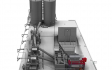 Truck receival bunker, pre-treament and storage