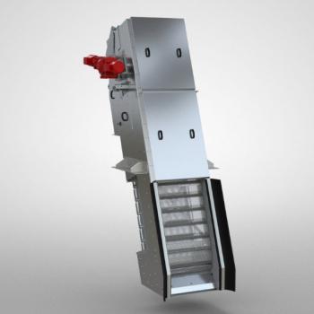 FINEGUARD Umlaufrechen 3D Model