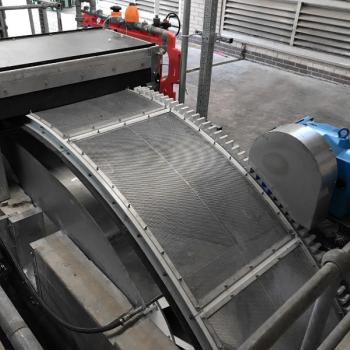 DRUMGUARD Trommelrechen Installation