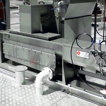 SPIROWASH® High Flow installation