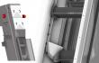 MULTIGUARD Mechanically Multi Raked Bar Screen 3D render